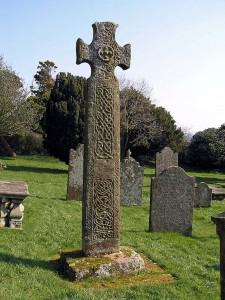 Irton Cross, Irton, Cumbria, photo from Wikimedia Commons