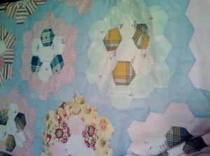 Great-Aunt's quilt