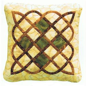 Plaited Pillow