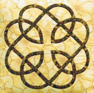 Kells Knot from Celtic Quilts: A New Look for Ancient Designs by Beth Ann Williams